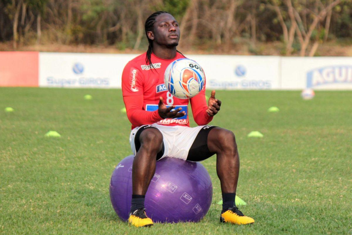 """""""El equipo volvió a creer en el fútbol que había mostrado"""" Yimmi Chará"""