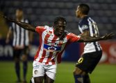 ¡Junior sigue vivo! Derrotó 2-0 a Alianza Lima