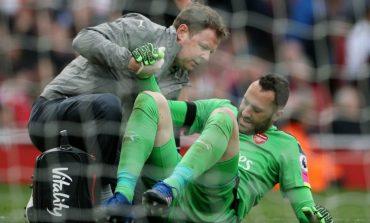 David Ospina estará de baja tres semanas por lesión