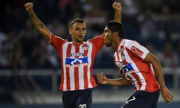 ¡Emergió el Tiburón! Junior derrotó 1-0 a Alianza Lima y es segundo del Grupo H en la Libertadores