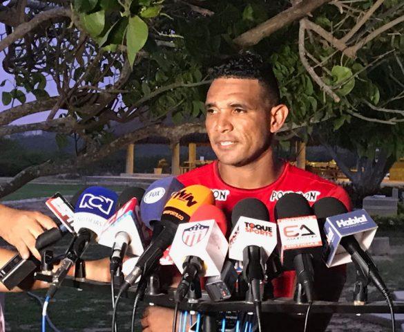 """""""No es imposible ganarle a Nacional"""": Luis Narváez"""