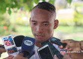 """""""No estoy de la mejor manera"""": Jarlan Barrera"""