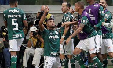 ¡Chao Libertadores! Junior perdió 3-1 con Palmeiras