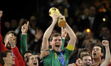 Íker Casillas presentará la Copa del Mundo en la ceremonia inaugural