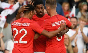 Inglaterra derrotó 2-0 a Costa Rica en amistoso previo al Mundial