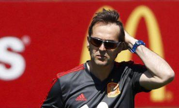 España destituye a Lopetegui como su entrenador a un día del Mundial