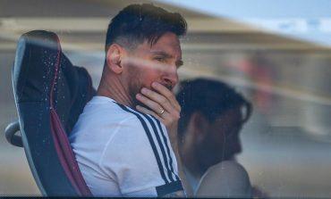 Por amenazas a Messi, suspenden el juego entre Israel y Argentina
