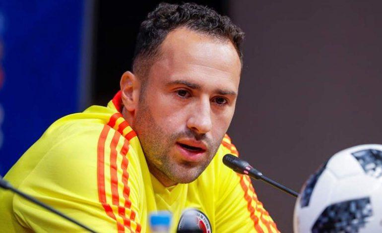 """""""Convivimos con la euforia de la afición"""": David Ospina"""