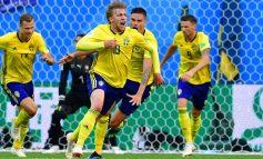 Suecia vence 1-0 a Suiza y espera por Colombia o Inglaterra