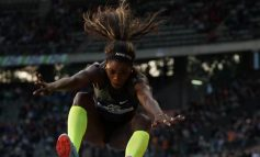 Doble diamante: Caterine Ibargüen hace historia al ganar en triple y longitud