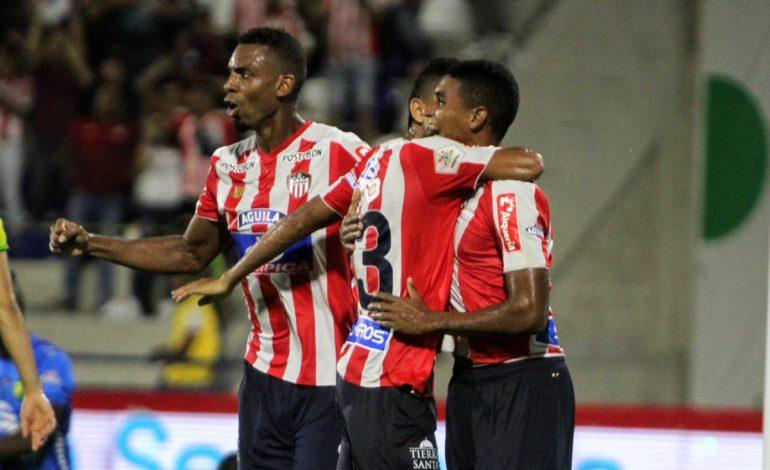 Junior venció 3-1 al Quindío y avanzó a cuartos de final de la Copa Águila