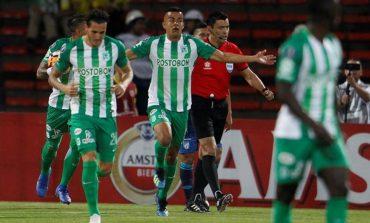 Tucumán sacó de la Copa Libertadores al Atlético Nacional en Medellín