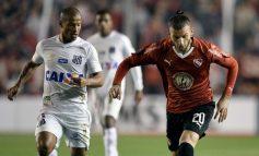 Conmebol sanciona al Santos de Brasil y da la victoria a Independiente por 3-0