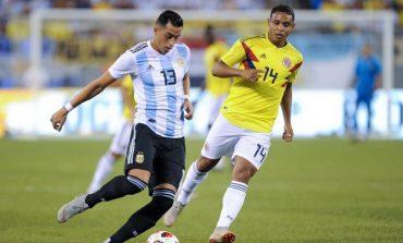 Colombia y Argentina quedaron en cero, en amistoso jugado en New Jersey