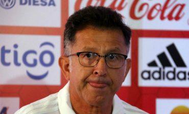 """Osorio dice que """"sueña dirigir a Colombia"""""""