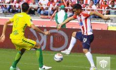 Junior busca 'pegar primero' ante Nacional por Copa Águila