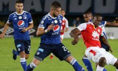 Llave inédita entre Santa Fe y Millonarios en la Copa Sudamericana
